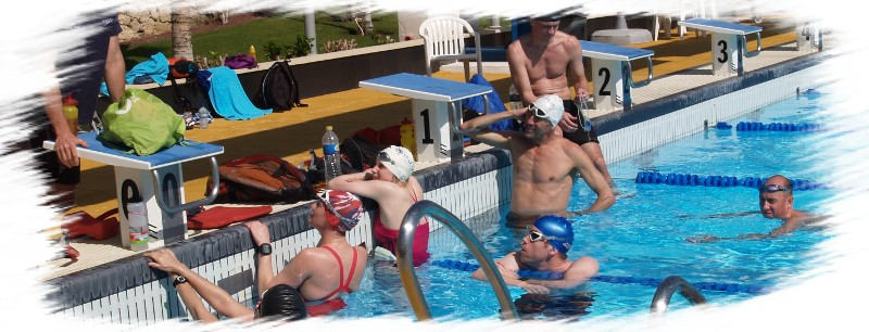 stage triathlon natation piscine