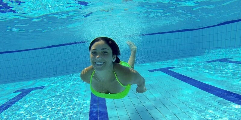 Aqua Fitness aquagym seance exercices video8