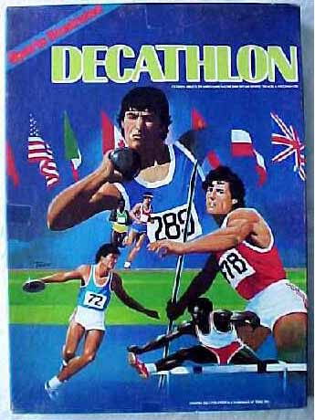 decathlon training