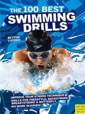 better swimming is a matter of swimming efficiently. While proper technique is the foundation of good swimming, it is often difficult to isolate a technique problem by simply swimming laps. Stroke flaws can slow a swimmer's progress and can even lead to injury if continued over time. For these reasons, swimming drills have become a fundamental part of training at all levels of the sport. Drill practice is a swimmer's primary tool in developing better stroke technique. The book is organized into sections covering the four competitive strokes: freestyle, backstroke, breaststroke and butterfly.